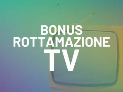 Il Bonus rottamazione TV: dove va portato il vecchio televisore?
